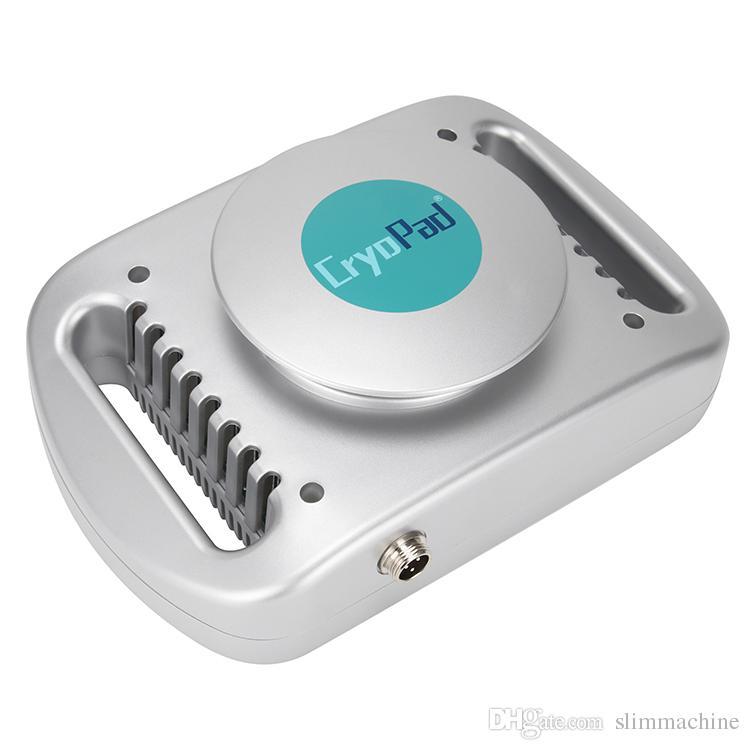 Preço de fábrica !!! Mini portátil uso doméstico máquina de congelamento de gordura cryo lipo cryopad máquina de emagrecimento HDL frete grátis