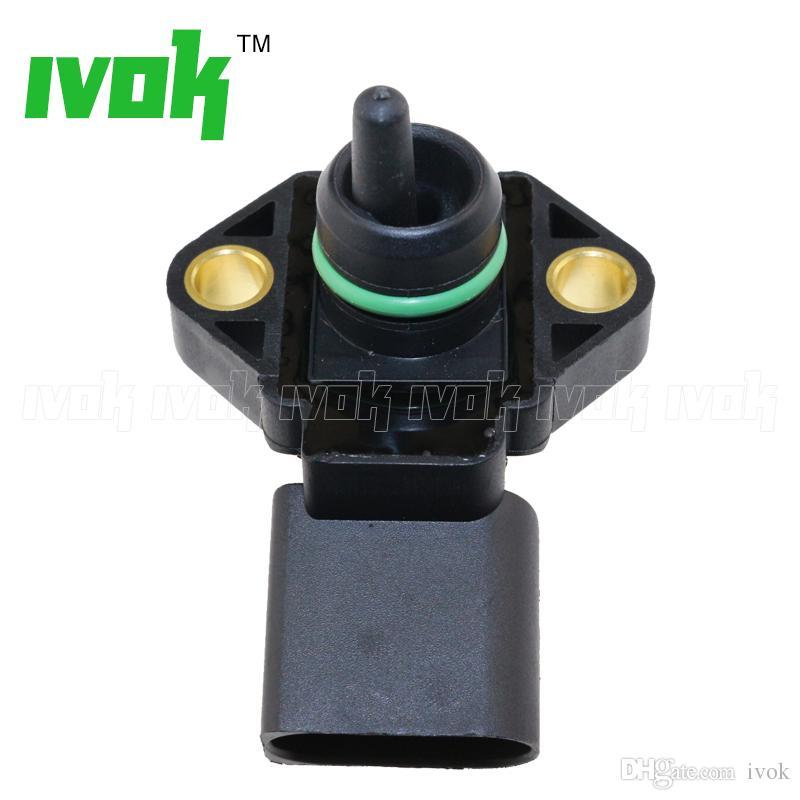 2.5 Bar Manifold Boost Pressure MAP Sensor For Seat Alhambra Arosa Cordoba Ibiza Leon Toledo TDI 038906051, 0 281 002 177, 0281002177