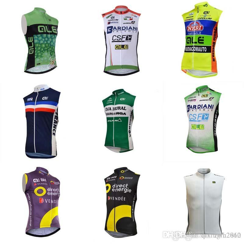 2018 Mtb Jersey Ale Cycling Jersey Men Summer Style Breathable Bike  Clothing Bicycle Sleeveless Vest C1421 ALE Cycling Jerse Cycling Clothing  Ropa Ciclismo ... 251a0e7a0