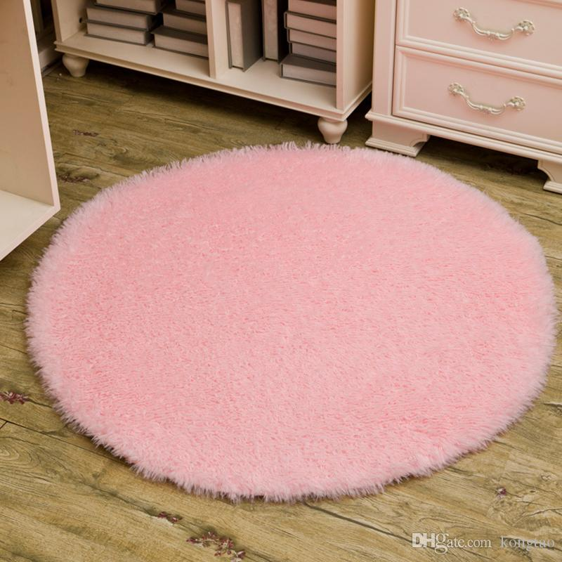 fluffy rugs european style anti skid shaggy baby creeping mats area rug dining room home bedroom carpet floor mat dining room carpet fluffy rug anti skid - Dining Room Floor Mat