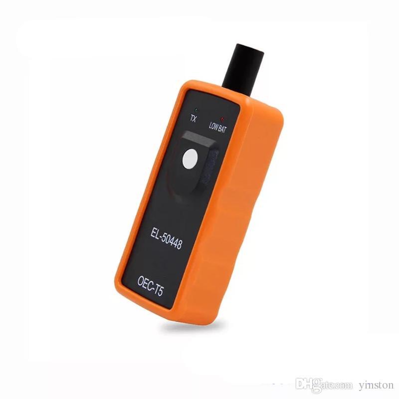 Nueva llegada EL-50448 OEC-T5 Sensor de monitor de presión de neumáticos automático Herramienta de activación de TPMS para vehículo GM EL-50448