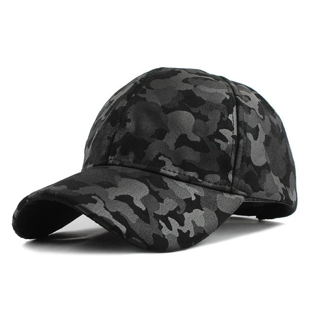 4c60fd083a0 2018 Won t Let You Down Men And Women Baseball Cap Camouflage Hat ...