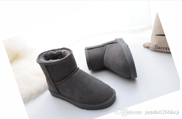 7775e56a2d7 Women Ankle snowboots mini smooth flat foam rubber sole winter warm casual  boots factory first hand prices so cheap !!!