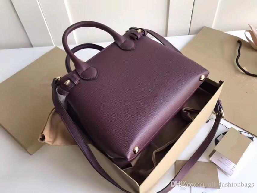 top quality calf skin luxury bags Genuine Leather Women Shoulder Bag the banner tote fashion crossbody handbags