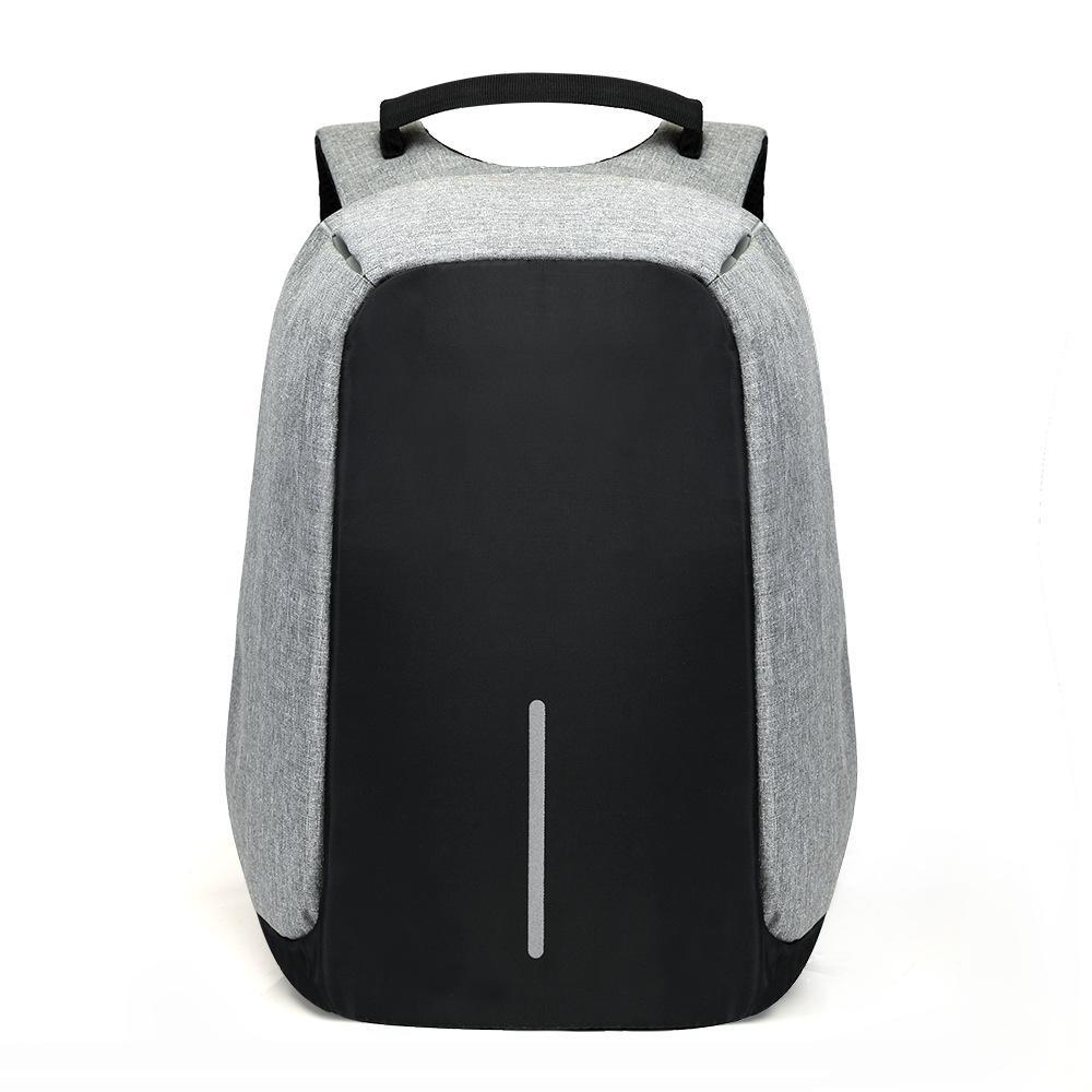 44f4179f4bb6 2019 15 Inch Laptop Backpack USB Charging Anti Theft Backpack Men Travel  Backpack Waterproof School Bag Male Mochila From W63k129