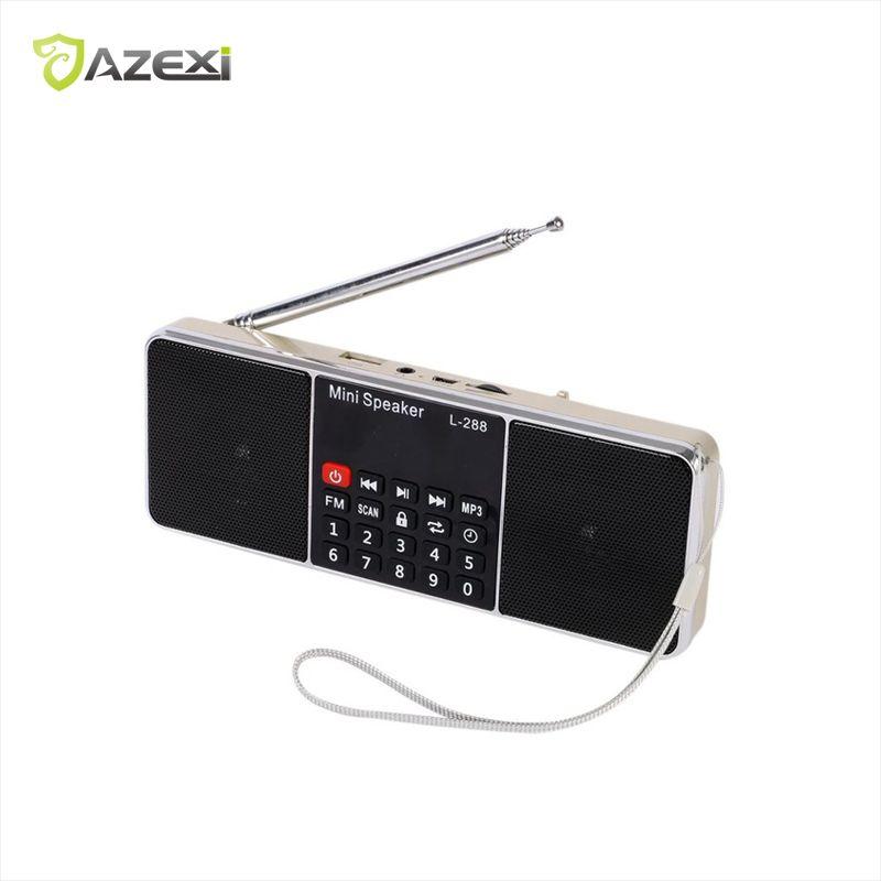 Unterhaltungselektronik Usb Lade Fm Am Stereo Radio Keine Bluetooth Eingebaute Antenne Tragbare Empfänger Kit Musik Player Lcd Display Display 2 Band Radio