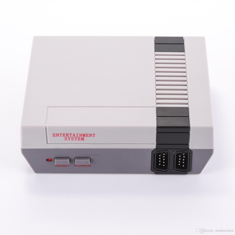 Mini Game Anniversary Edition Entertainment System Console مع سلكية لعبة فيديو وحدة التحكم لاعب مجانا DHL