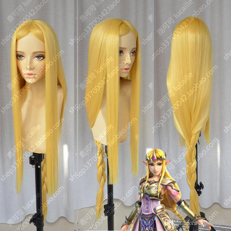 The Legend of Zelda Princess Zelda Wig 10