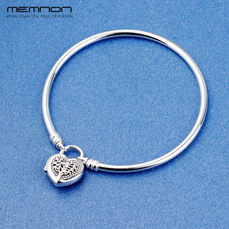 47ecc4393 2019 Limited Edition Moments Silver Bracelets With Flourishing Heart Padlock  Fit 925 Sterling Silver Charms Beads DIY For Women Gift From Watercup, ...