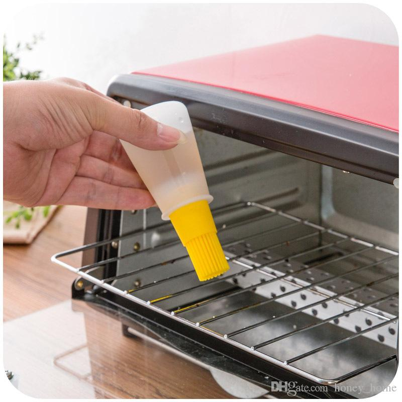 AI92 1x Creative Kitchen Tools Oil Baking Sprays brush for Oil Wine Sauce Honey