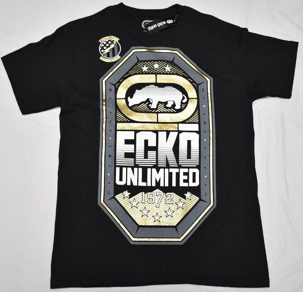 Buy Logo Ecko black pictures trends
