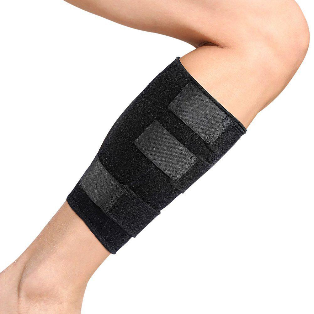 560c3c54bc6ed9 2019 Calf Brace Adjustable Shin Splint Support Sleeve Leg Compression Wrap  For Pulled Calf Strain Injury, Swell From Alexandr, $37.68   DHgate.Com