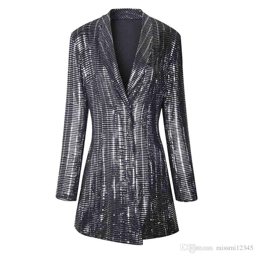 2019 Heißer Verkauf Frauen Lose Anzug Jacke England Freizeit Anzug Mantel Top Weibliche Casual Blazer Outwear Frauen Kleidung & Zubehör Blazer