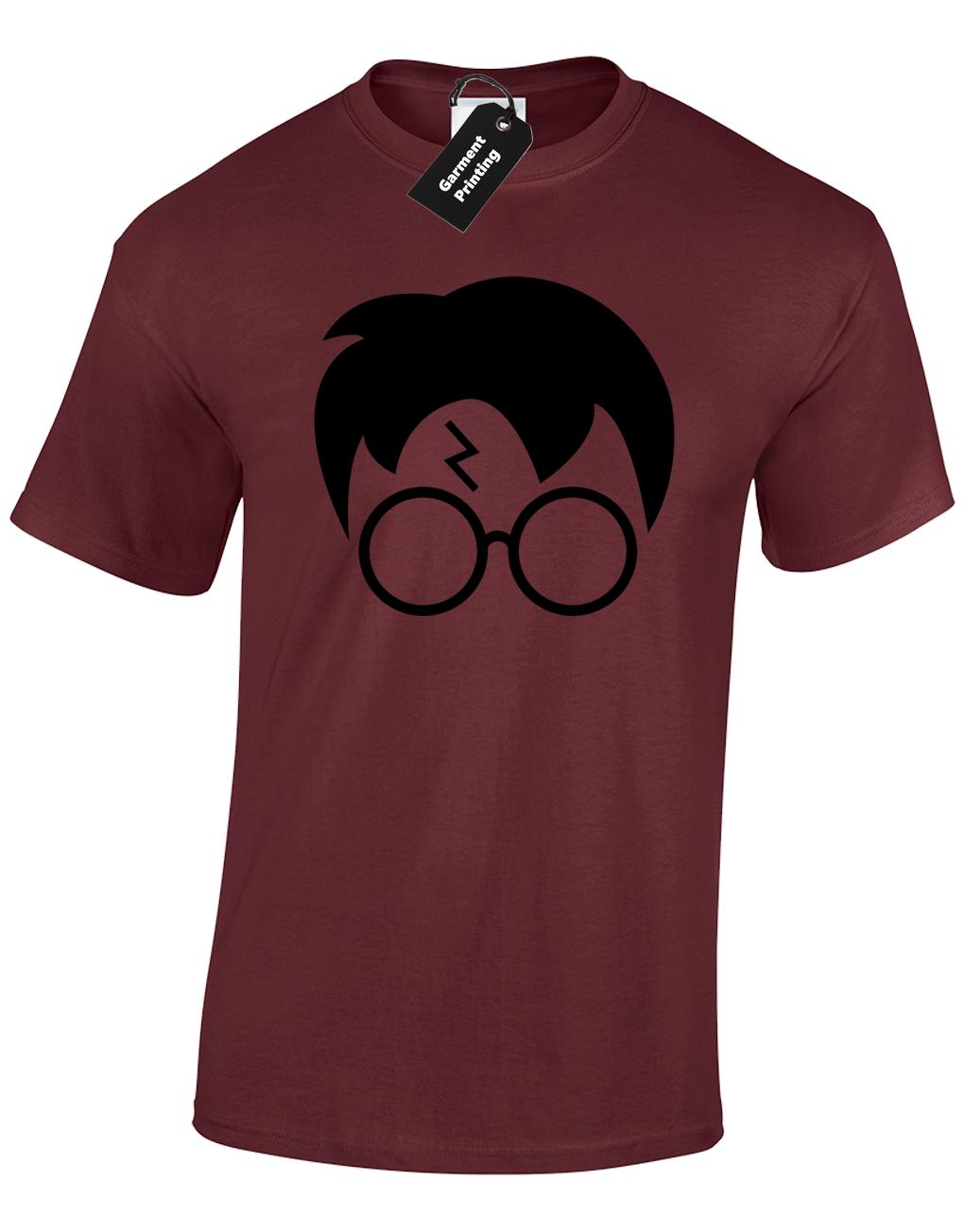 POTTER FACE MENS T SHIRT FUNNY TUMBLR TEE FAN NEW HERMIONE MAGIC WIZARD FAN GIFT Cool Casual pride t shirt