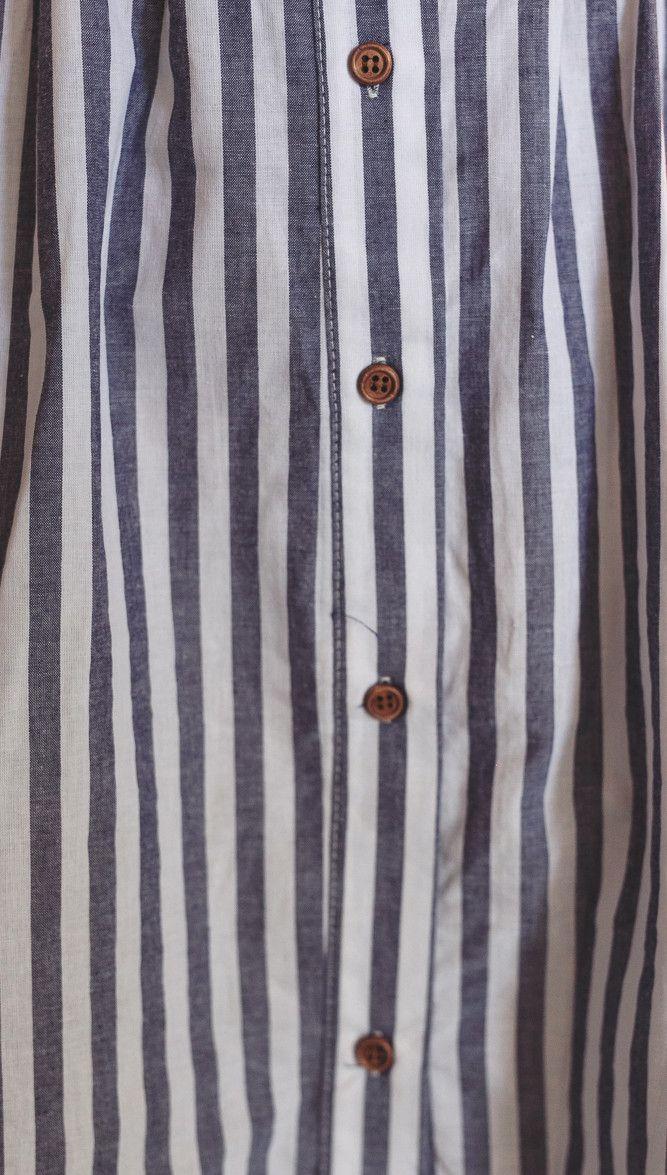 Kadın yaz elbiseler Pamuk ve keten Backless straplez spagetti kayışı elbise Mavi çizgili casual Feminino vestidos