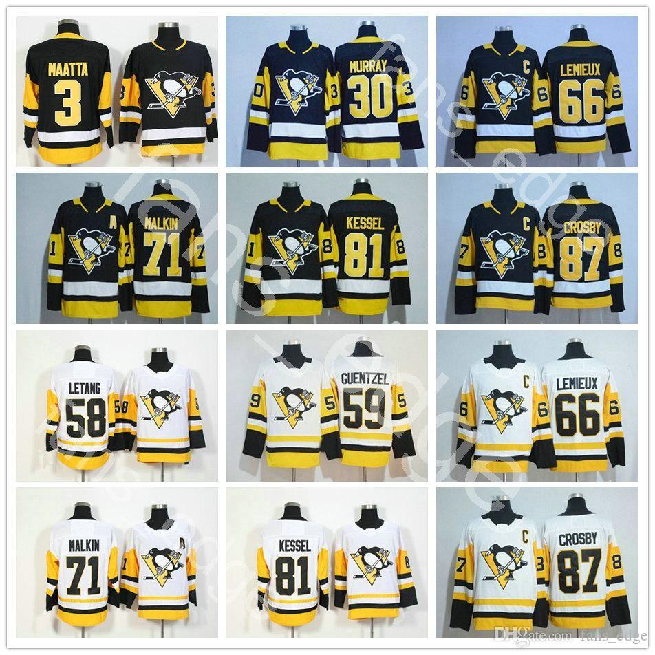 2018 New Men Kids Women Sidney Crosby Hockey Jerseys Evgeni Malkin Kris  Letang Carl Hagelin Mario Lemieux Patric Hornqvist Jake Guentzel Sidney  Crosby ... 5e7e4d337