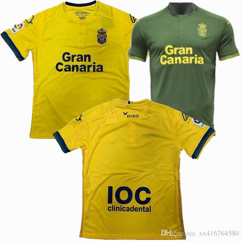 ba80662fa 2018 2019 UD Las Palmas Soccer Jersey 18 19 VALERON PRINCE Home Away Las  Palmas Best Quality Football Shirts S-2XL UD Las Palmas Las Palmas Jersey  Las .