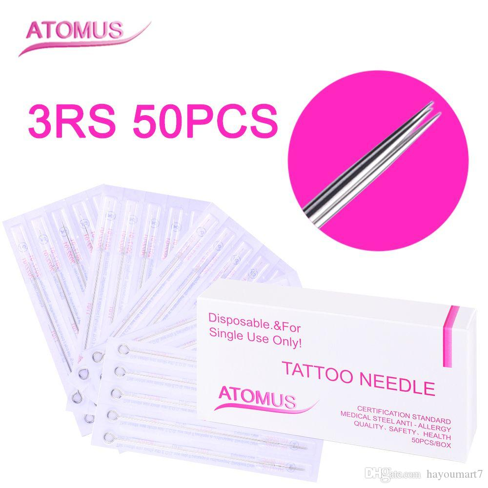 3rs For Tattoo Ink Cups Tip Kit Pre Made Sterilized Tattoo Needles