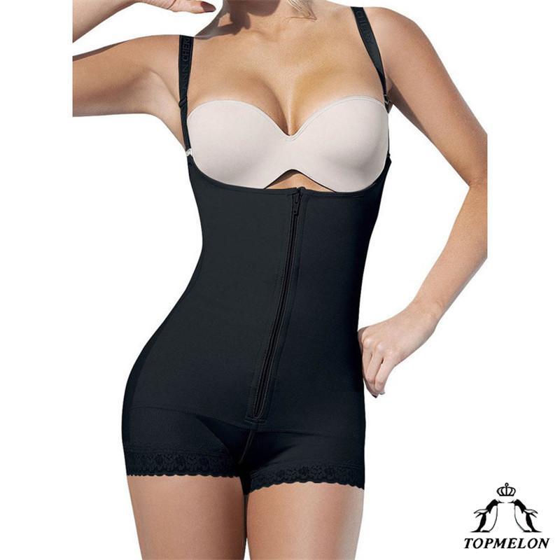 b563da4bf2f Wholesale Corset Women Modeling Strap Body Shaper Bodysuit Waist Trainer  Shapewear Slimming Underwear Latex Lace Butt Lifter Online with   49.43 Piece on ...