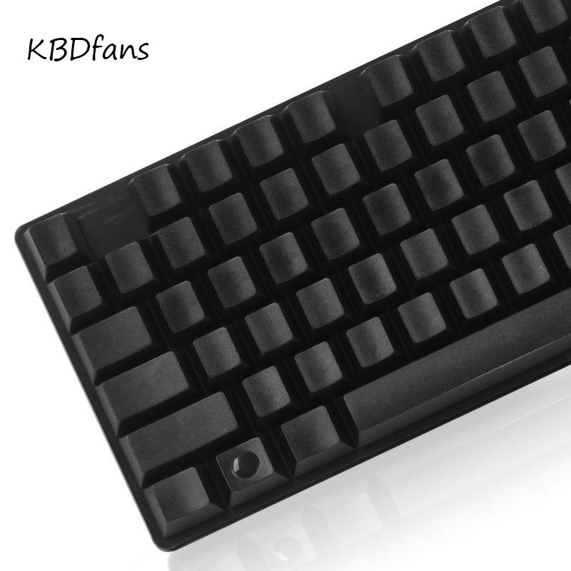 pom blank keycap cherry profile pom material for cherry mx mechanical  keyboard ansi layout 104keys