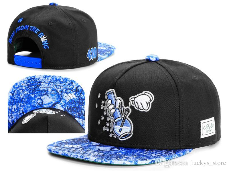 Cayler Sons Letters Mens Casual Hats Bone Gorras wild style kush Snapbacks Hip Hop 2018 New fashion Cap Baseball Caps Chapeu For Women