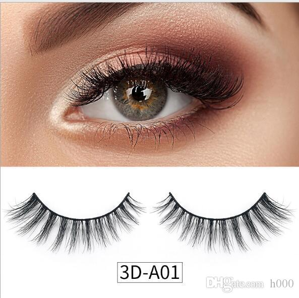 3d False Lashes Fake Eyelashes Lashes Mink Eyelashes Band Mink
