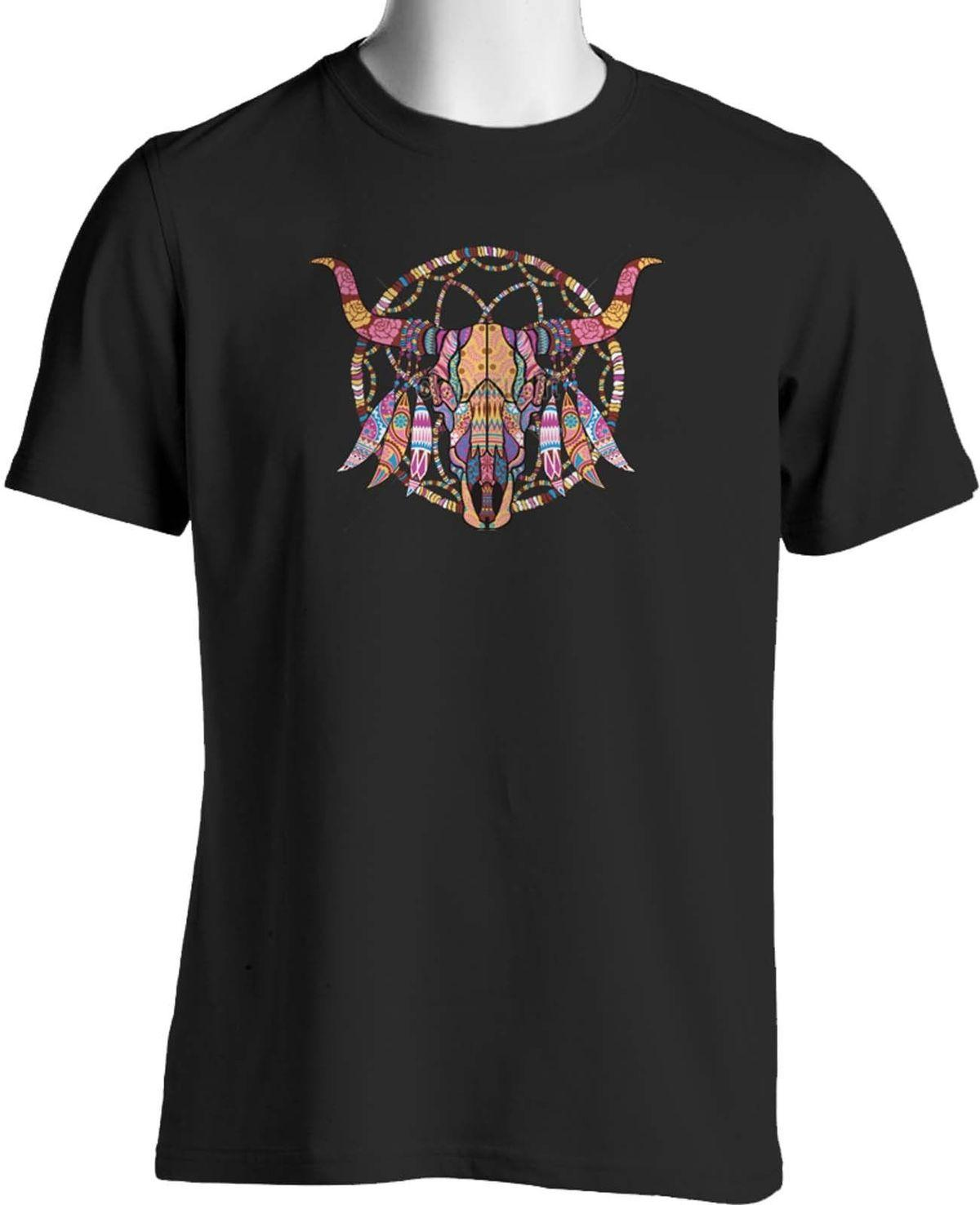 2585343f5 Native American T Shirt Mosaic Bull Skull Feathers Dream Catcher White  Black Grey Red Trousers?Tshirt T Shirt Shopping Awesome Tee Shirts From  Qz1685640834, ...