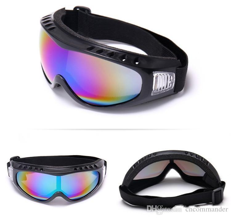2e78653d689 Wholesale Professional Ski Goggles Fashion Snowboarding Glasses PC UV PTU  Multi-Color Double Anti-fog Lens Snowboard Goggle Protection Online with ...