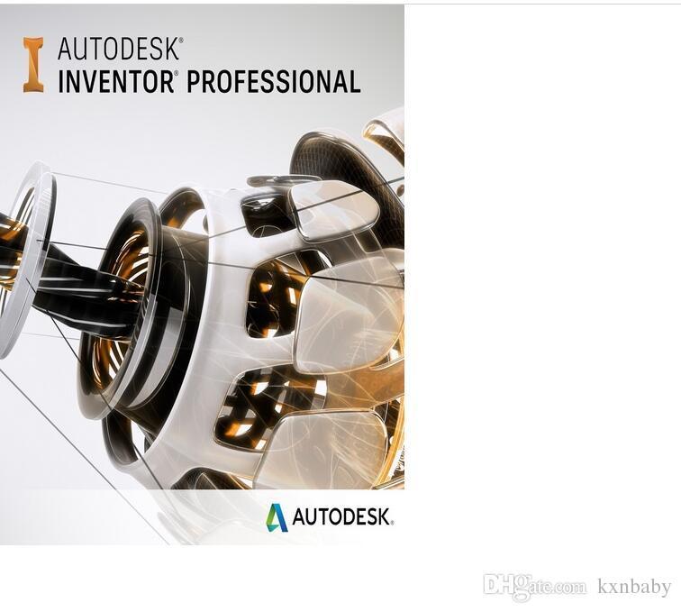 2019 Autodesk Inventor Professional V2019 Full Version