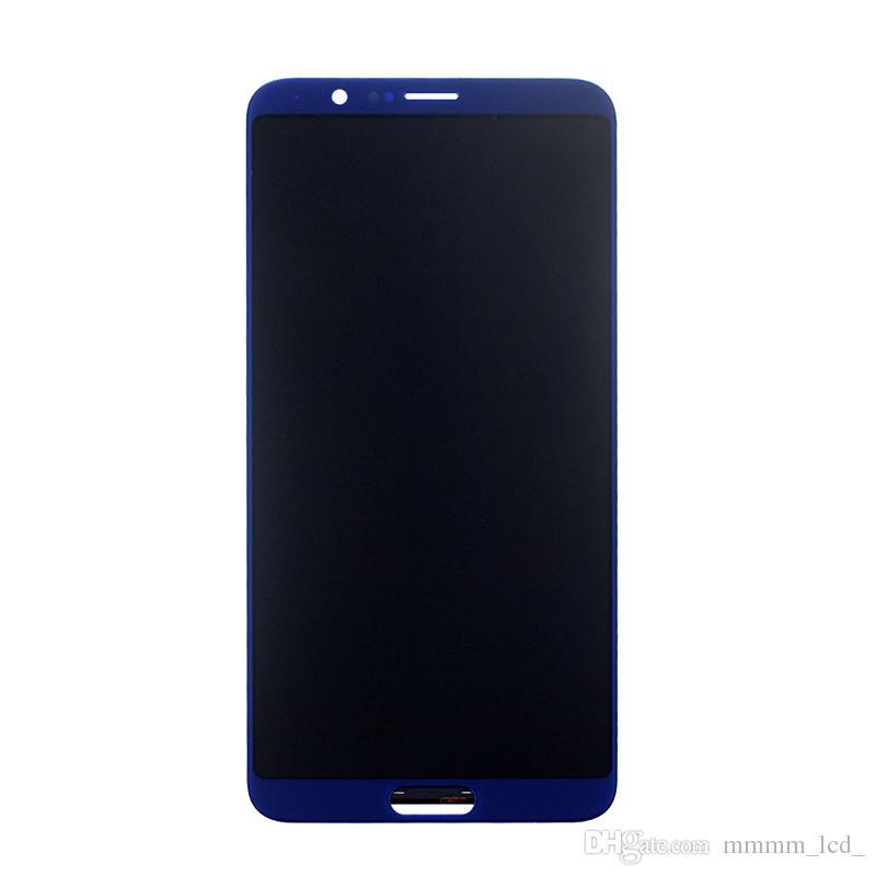 Original Axisinternational Für Huawei Honor V10 Honor View 10 BKL-AL20 LCD Display + Touchscreen Digitizer für Honor V10