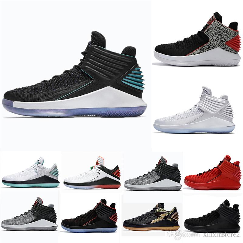 2018 2018 New New 32 Chinese New Year Men Basketball Shoes High ...