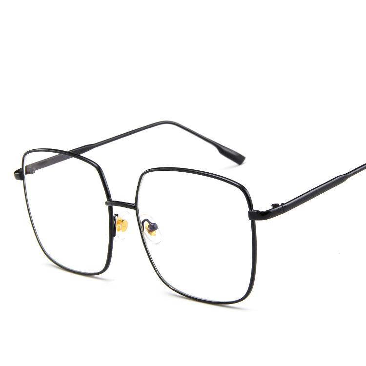 5f1a599f601 2019 Vintage Men Women Eyeglass Metal Frame Glasses Round Spectacles Clear  Lens Optical From Qiuyeluo