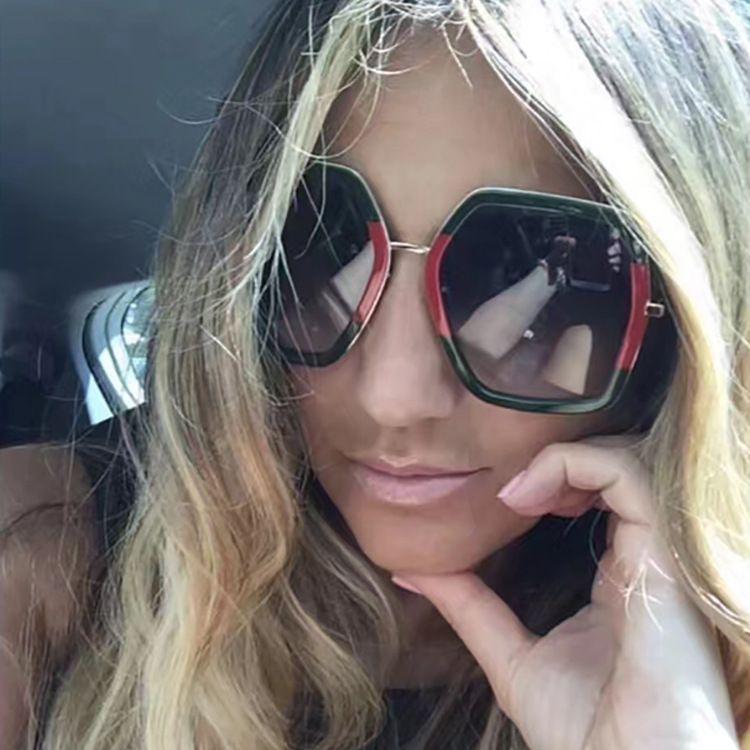 fad054c9fb Sunglasses For Women Fashion Star Shaped Sunglasses Women 2019 New Pink  Yellow Gradient Lens Sun Glasses For Women Vintage Rimless Shades Custom  Sunglasses ...