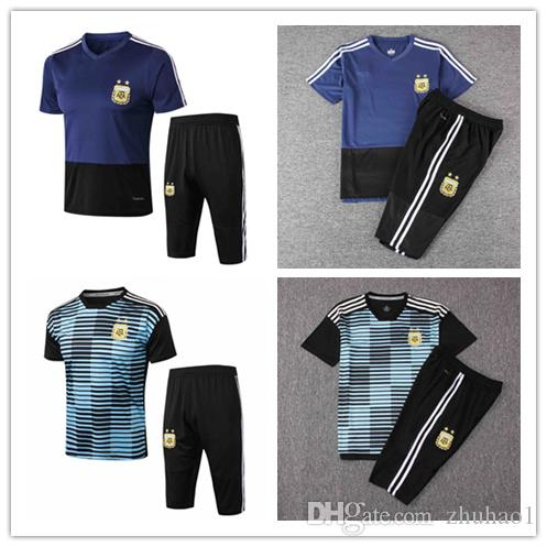 2019 2018 World Cup Argentina Paulo Dybala Football Jersey 1819 Gonzalo  Higuaín Men S Soccer Short Sleeve Training Suit From Zhuhao1 dc4dc86d6
