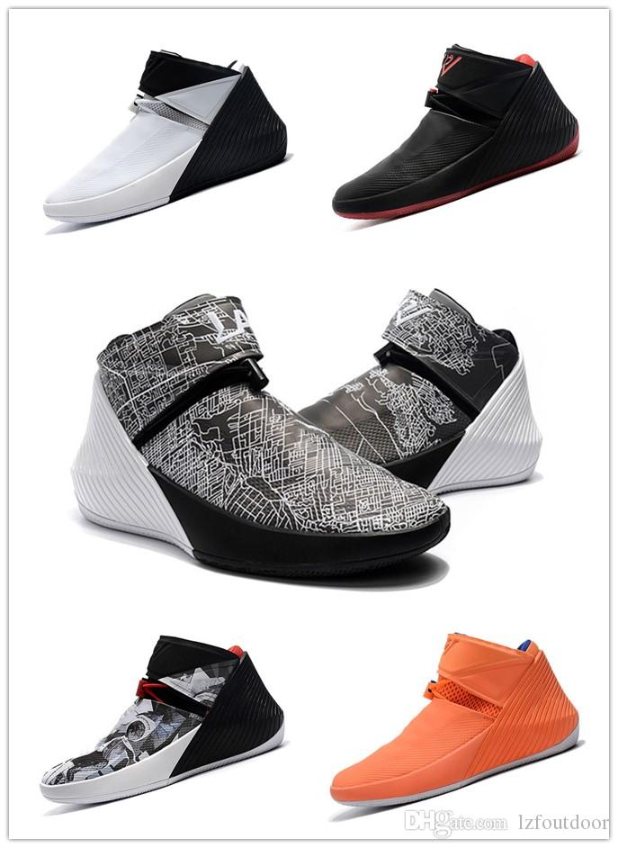 c45345f77ea98 Cheap 2019 News Russell Signature Basketball Shoes Why Not Zer0.1 Mirror  Image Sports Sneaker for Mens High Quality Zero One 0.1 Llz