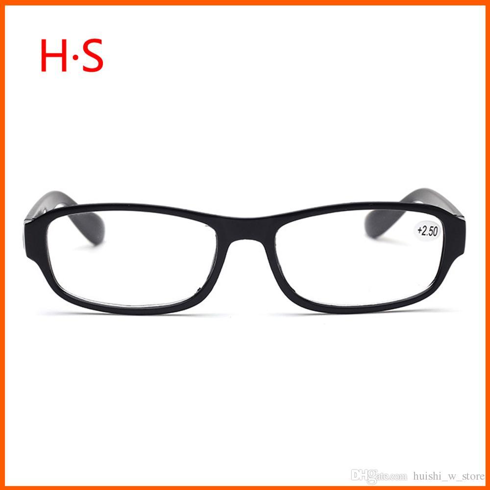 Magnetic Reading Glasses 2018 New Comfort Frame Plastic Frame ...