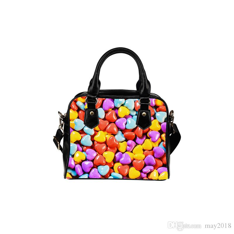 72338d94d63a Wholesale China Quanzhou Factory Sweet Style Free Delivery Handbag Design  Leather Shoulder Bag With Zipper For Women Ladies Purse Leather Briefcase  From ...