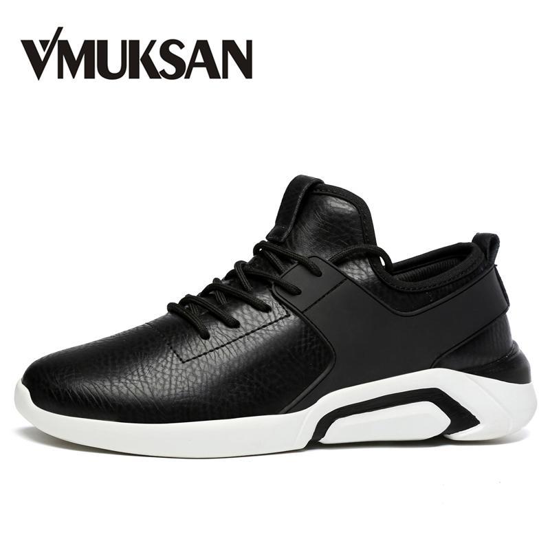 0d6a6c81 Compre VMUKSAN Zapatos A Estrenar De Los Hombres Tamaño Grande 39 48 Zapatos  Para Hombre Zapatillas De Deporte Casuales Zapatos De Diseñador De Moda  Lace Up ...