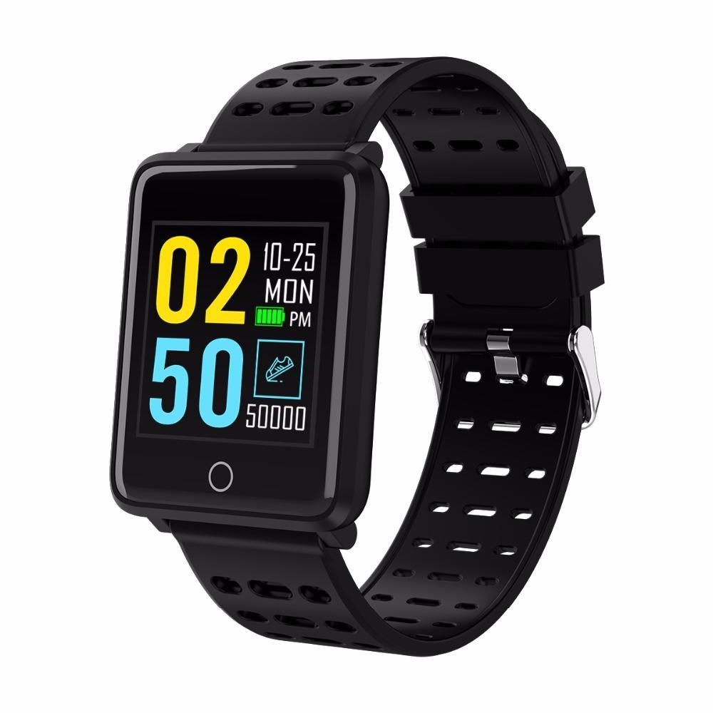 Nuevos Digitales Para Cardíaco Moda Rastreador Ritmo Y Inteligentes Casual Reloj Hombres Mujeres Pulsera Relojes De Alta Gama SVzMpU