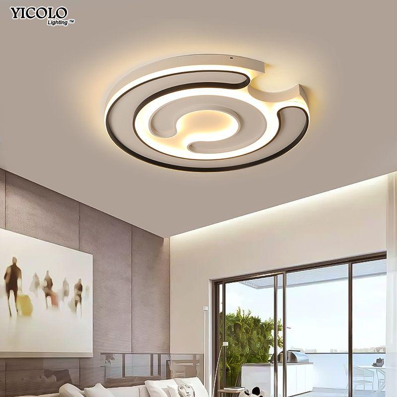 Großhandel Moderne Deckenleuchten LED Für Wohnzimmer Schlafzimmer ...