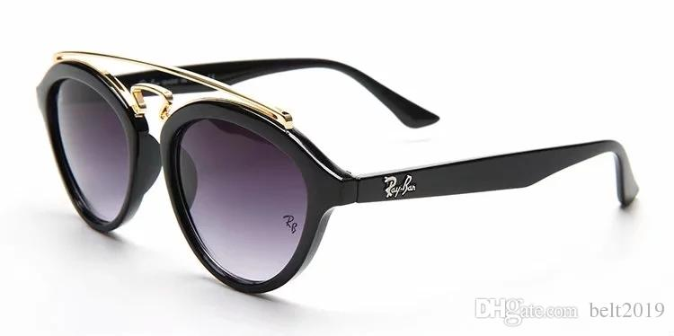 New Color Lens U S A Famous Brand Sunglasses With Logo 4257 Popular