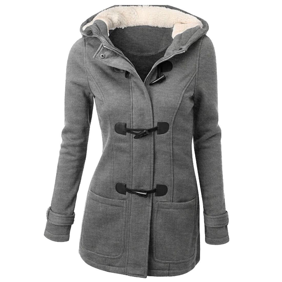 Mantel schwarz damen fruhling