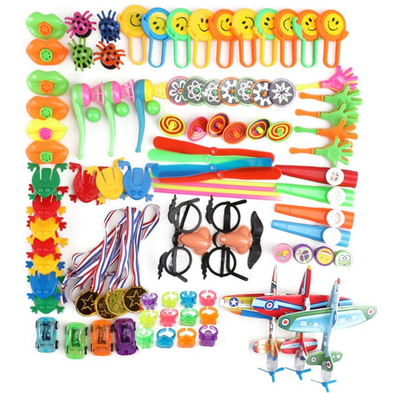 Goodie Bag Festive Party Supplies School Reward Boys Girls Home Birthday Toys Carnival Prizes Kids Gift Pinata Fillers Favor Bags For