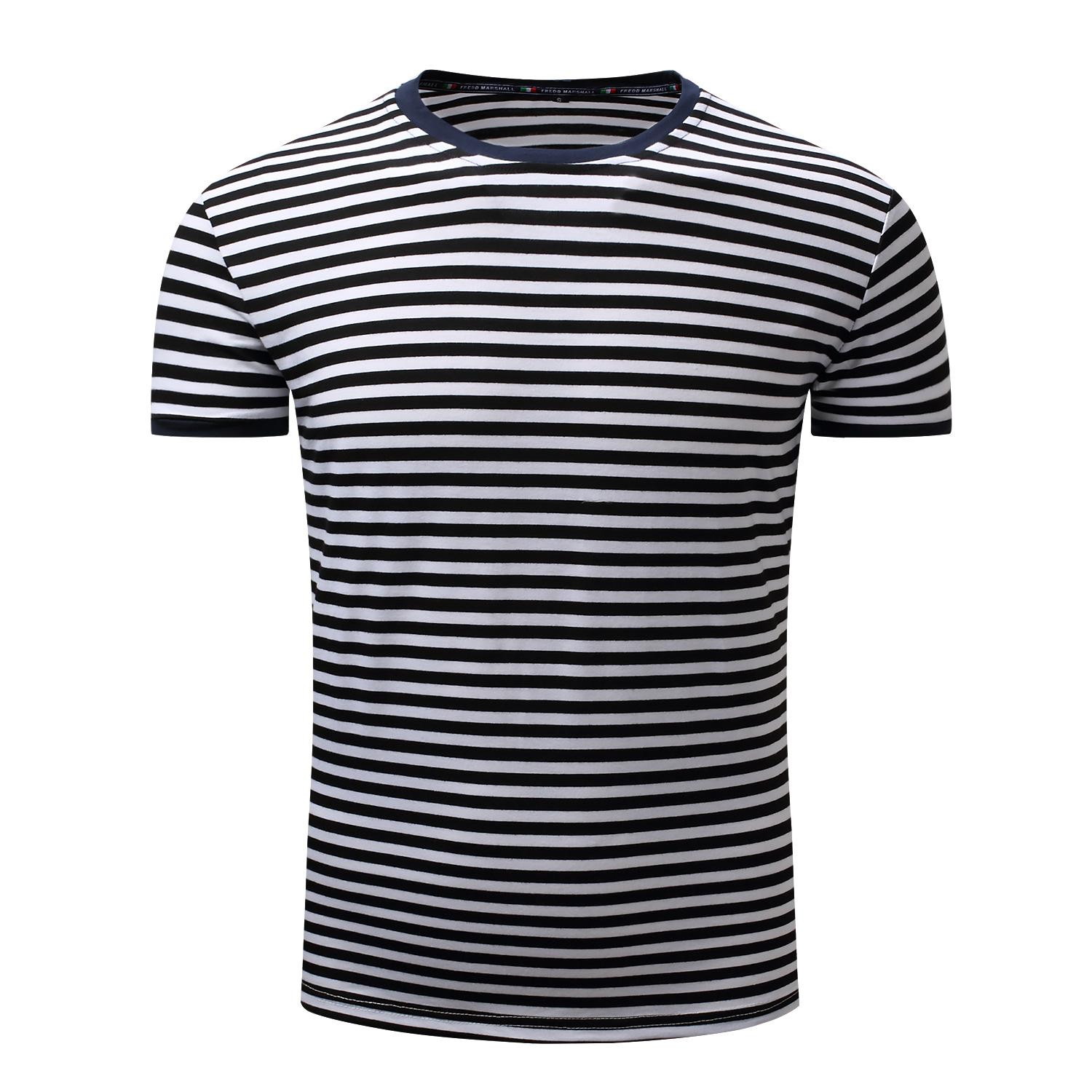 eb3eae8c838 New Spring And Summer Men S Short Sleeved T Shirt Pure Cotton Collarless Tee  Shirt For Sale Worlds Funniest T Shirts From Minglian1233