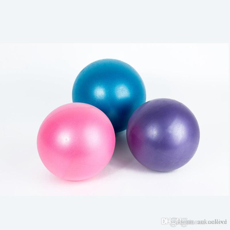 35598d760cb Health Fitness Yoga Ball 25 CM Utility Anti Slip Pilates Balance Yoga Balls  Sport For Fitness Training Gym Ball With Pump Fit Ball Pump From  Aukoollive