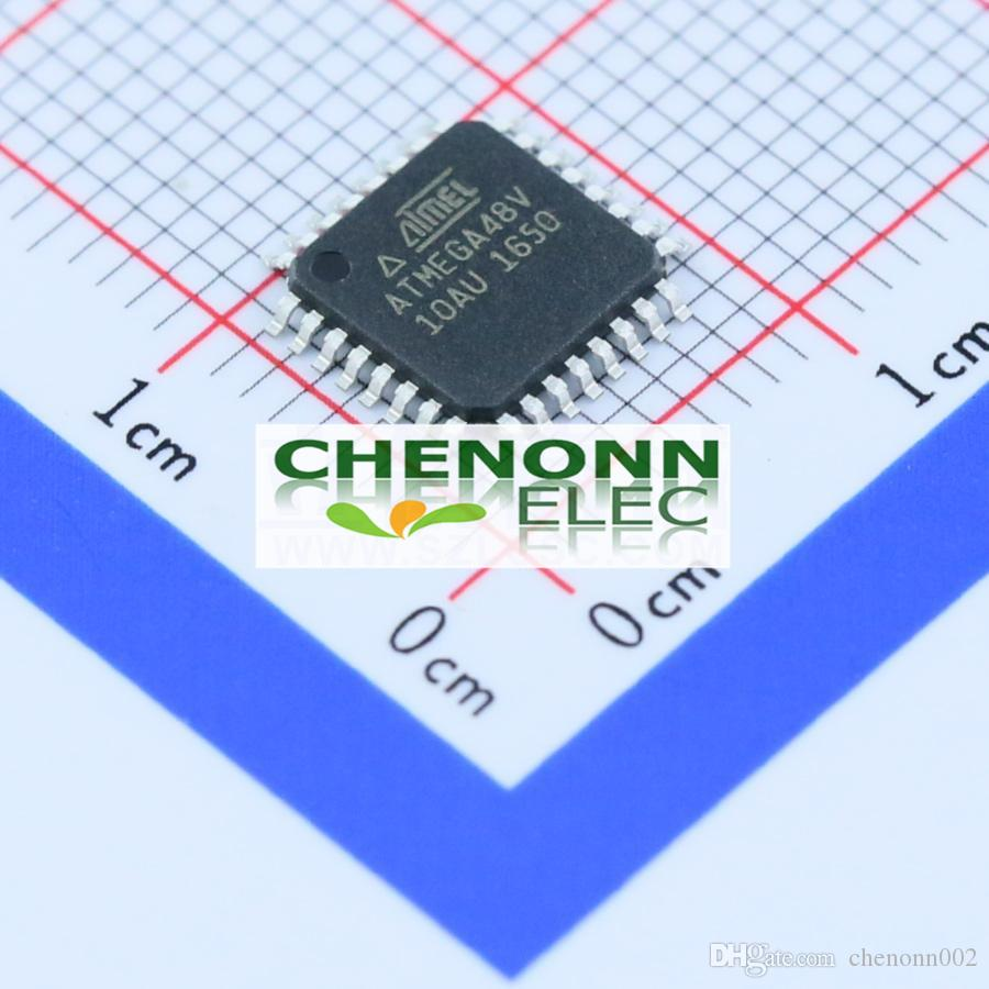 2018 High Quality Cpu Microcontroller Atmega48v 10au Tqfp 32 7x7x08p Pictures Of Integrated Circuit Industrial Electronic Active Components Support Ds From Chenonn002
