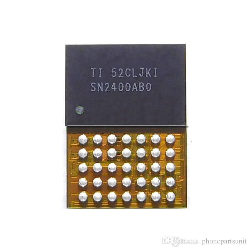 5 adet / grup Için SN2400AB0 Orijinal Yeni U2300 iPhone 5SE 6 S 6 SP 6 Splus Şarj IC SN2400ABO Şarj Ic Çip 35 Pin USB Kontrol IC Parçaları
