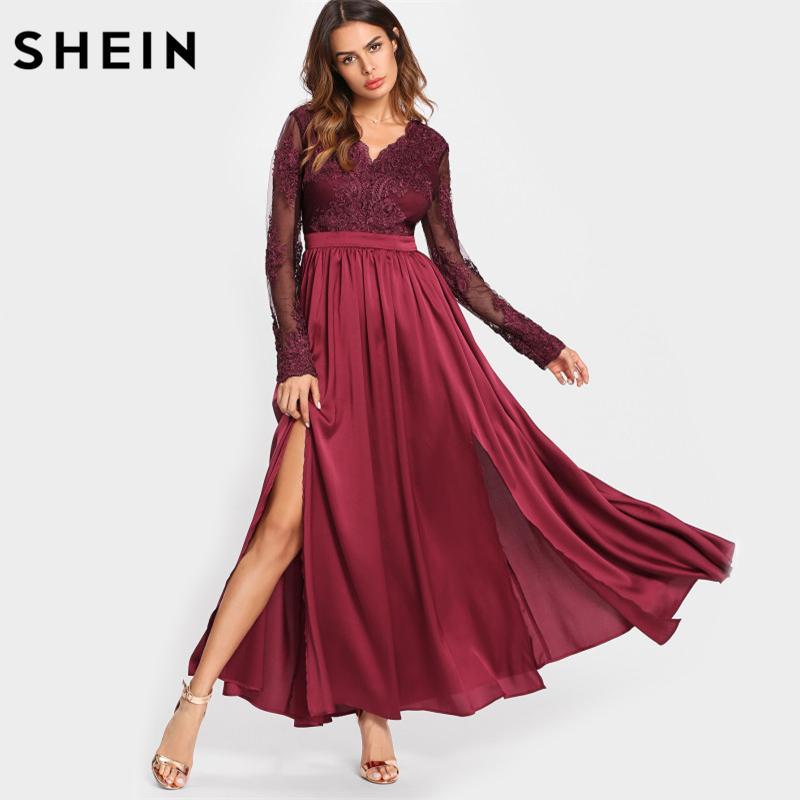 Vestido Invierno Shein Vestidos De Fiesta