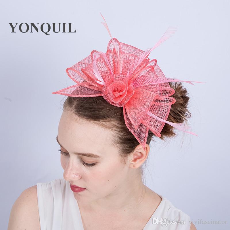 e915ddcde8f6c Cheap High Quality Wedding Fascinators Discount Fascinator Women Headwear
