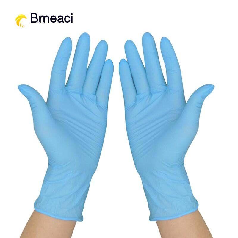 nitrile gloves porn